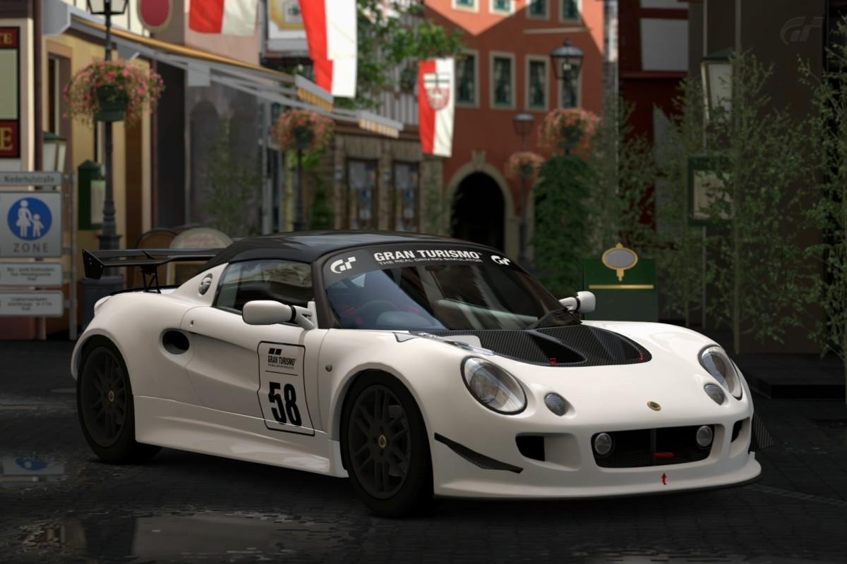 Lotus Elise '96 RM GT5