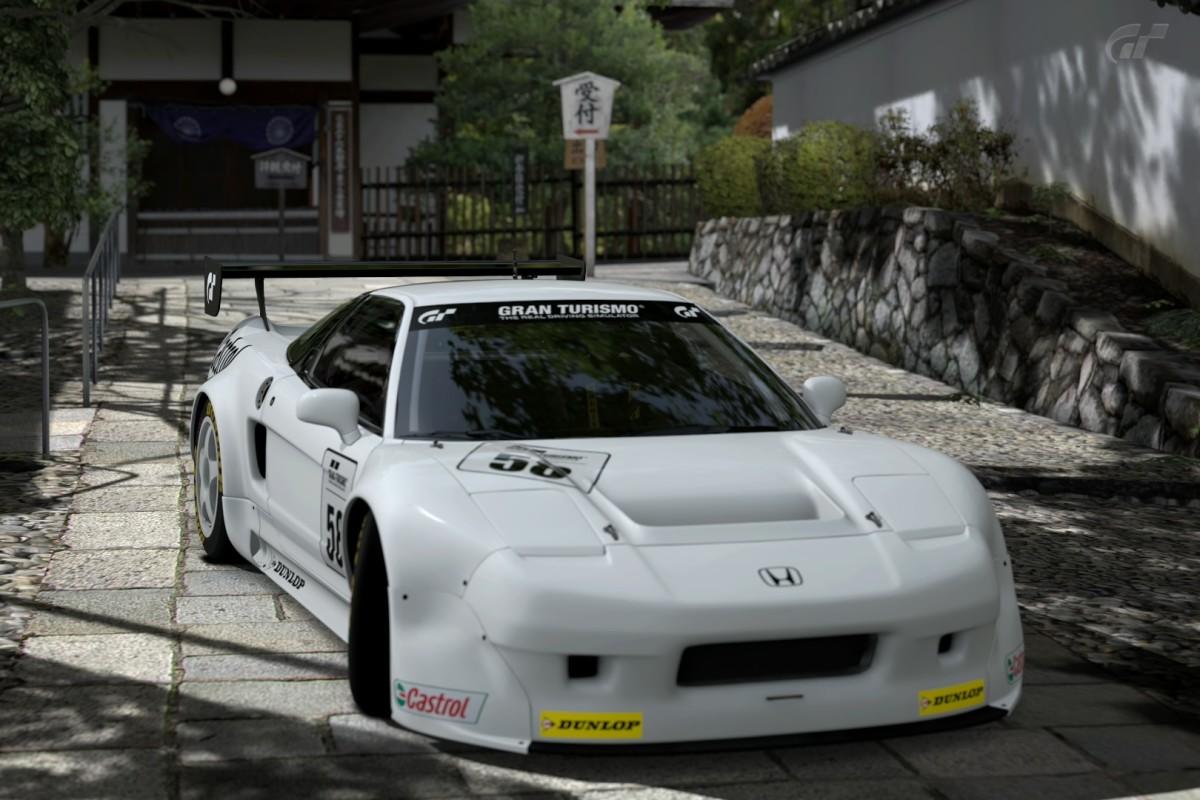 Acura NSX '91 RM GT5