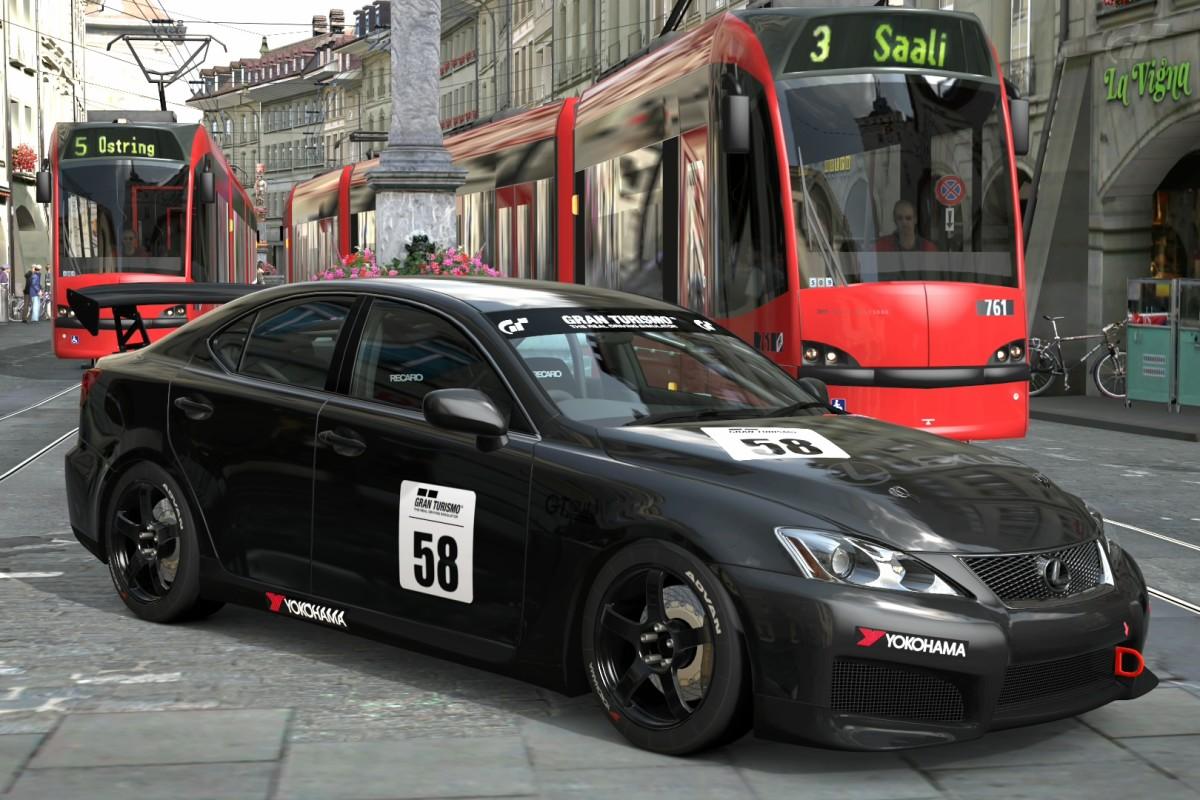 Lexus IS F '07 RM GT5