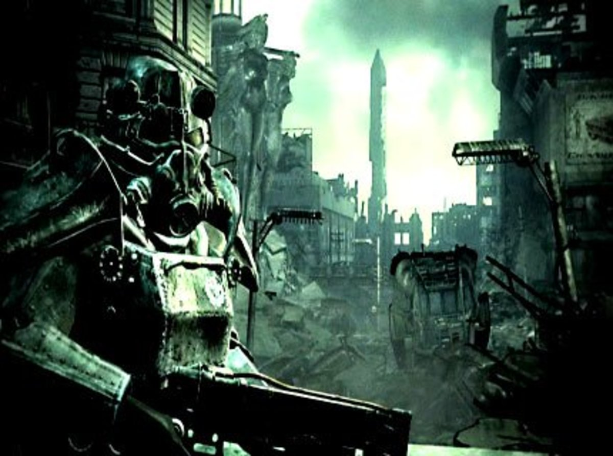 6 Post Apocalyptic Games for XBox 360 and PS3