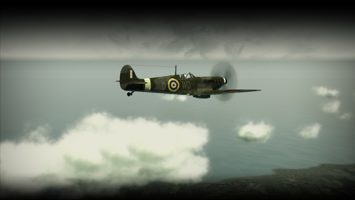 Wings of Prey Spitfire