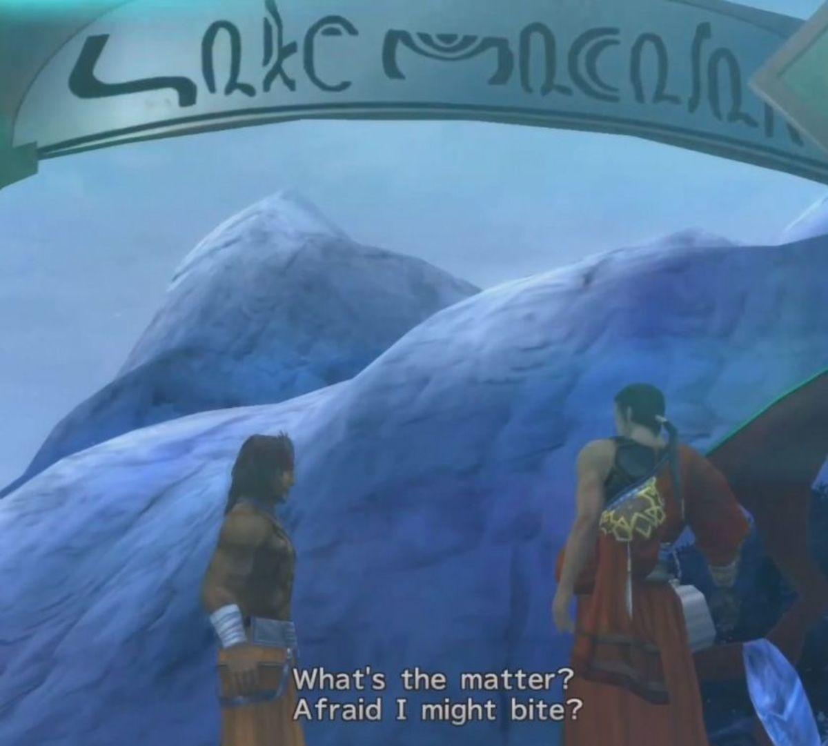 Macalania Travel Agency - Final Fantasy X