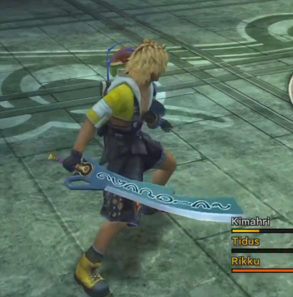Spiran Inscriptions and Writing in FFX | LevelSkip