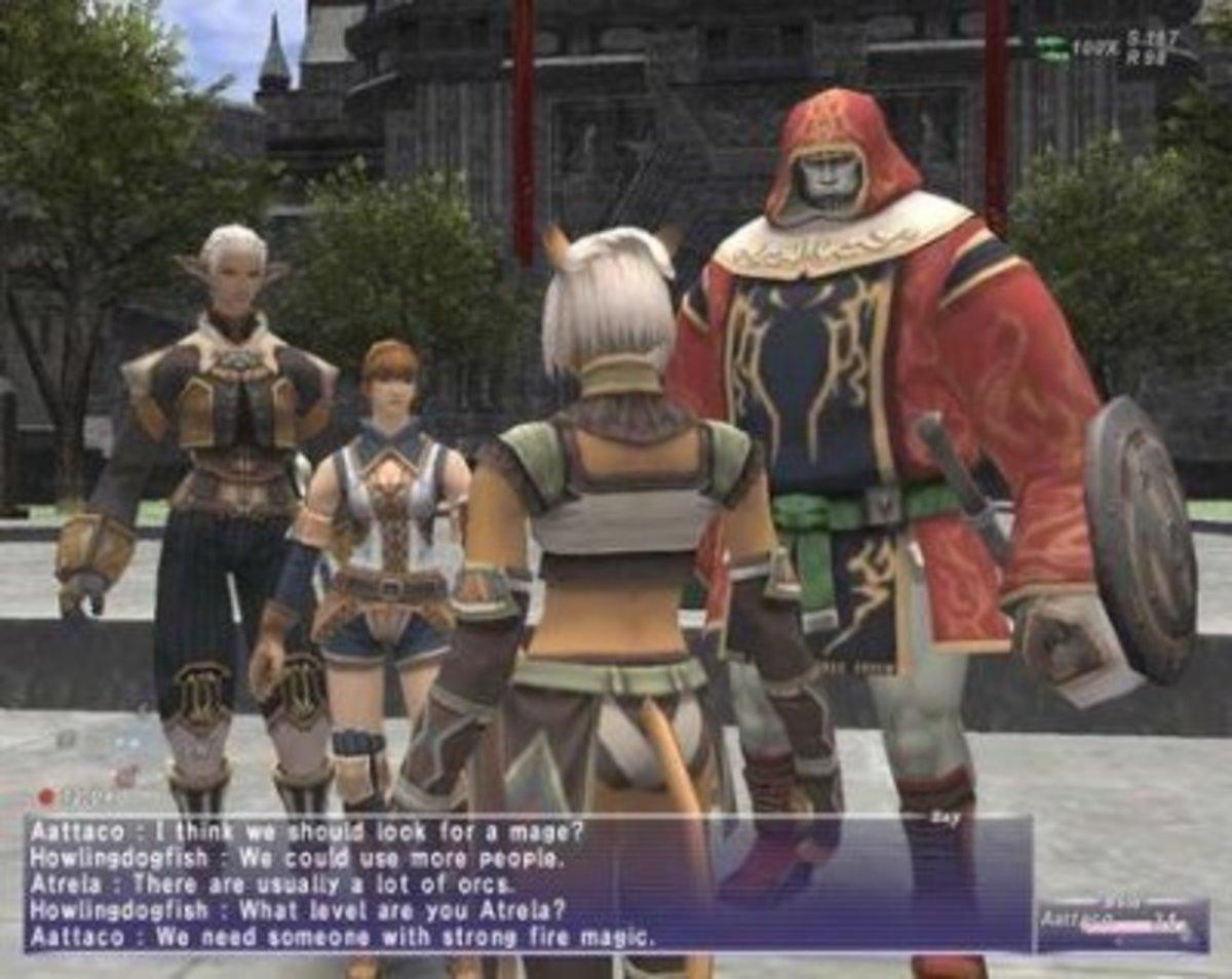Final Fantasy Graphics: A Look Back | LevelSkip