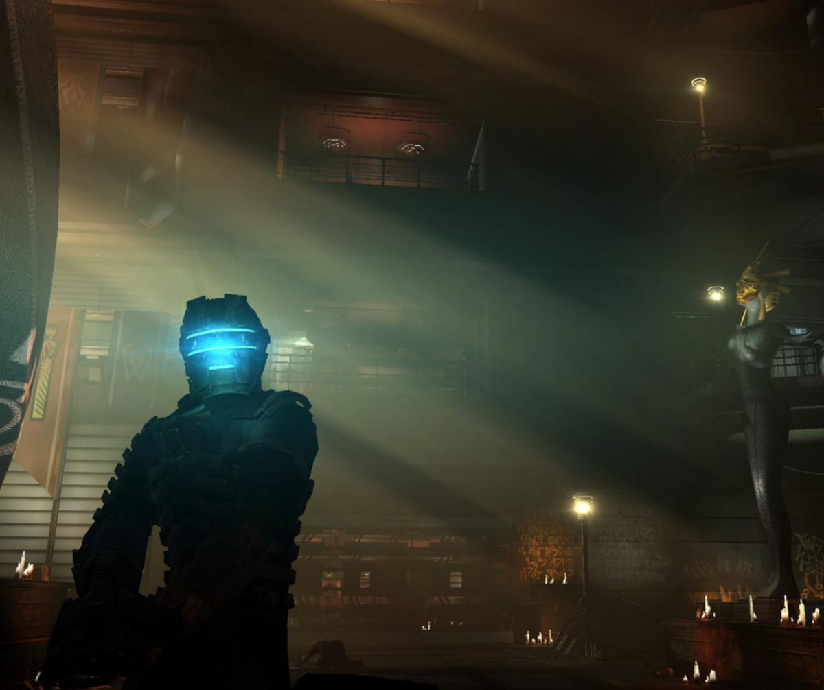 'Dead Space: Extraction' can be played on both the classic PS3 console, or with the Move extension.