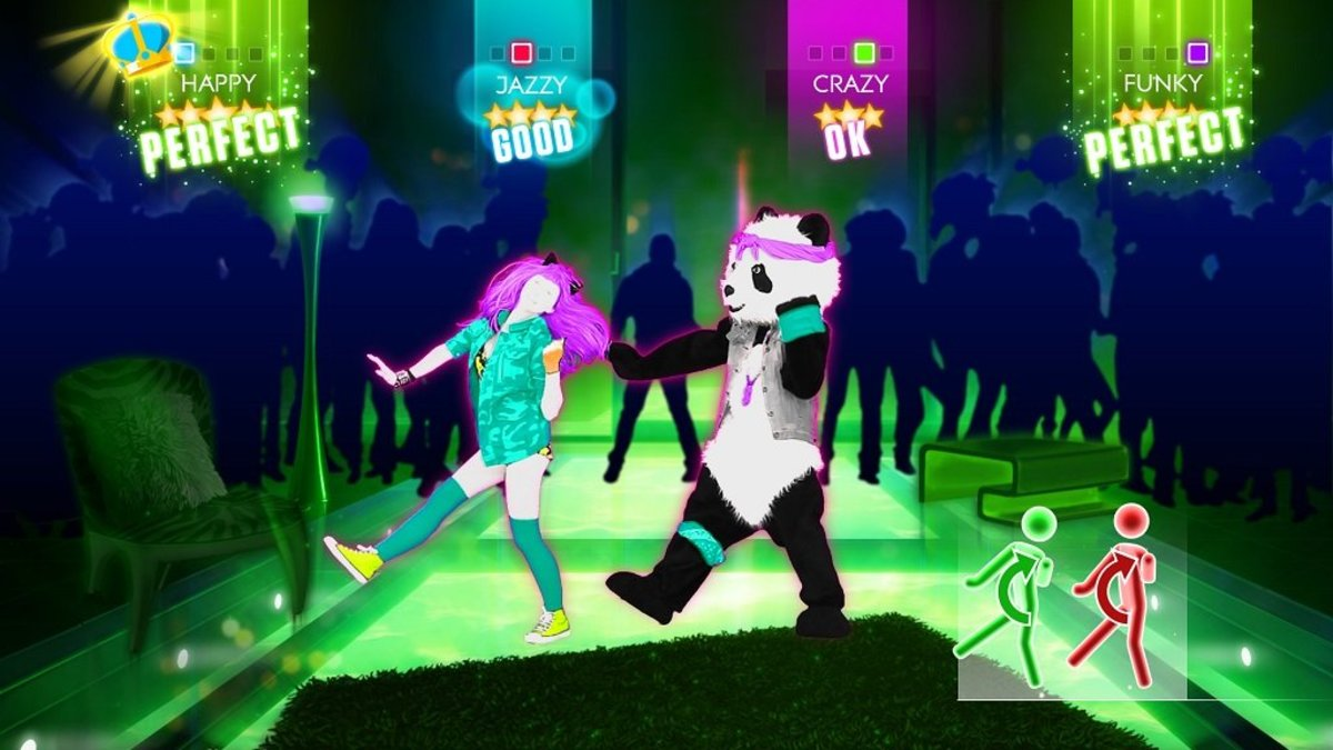 Dance, vote and win in 'Just Dance'.