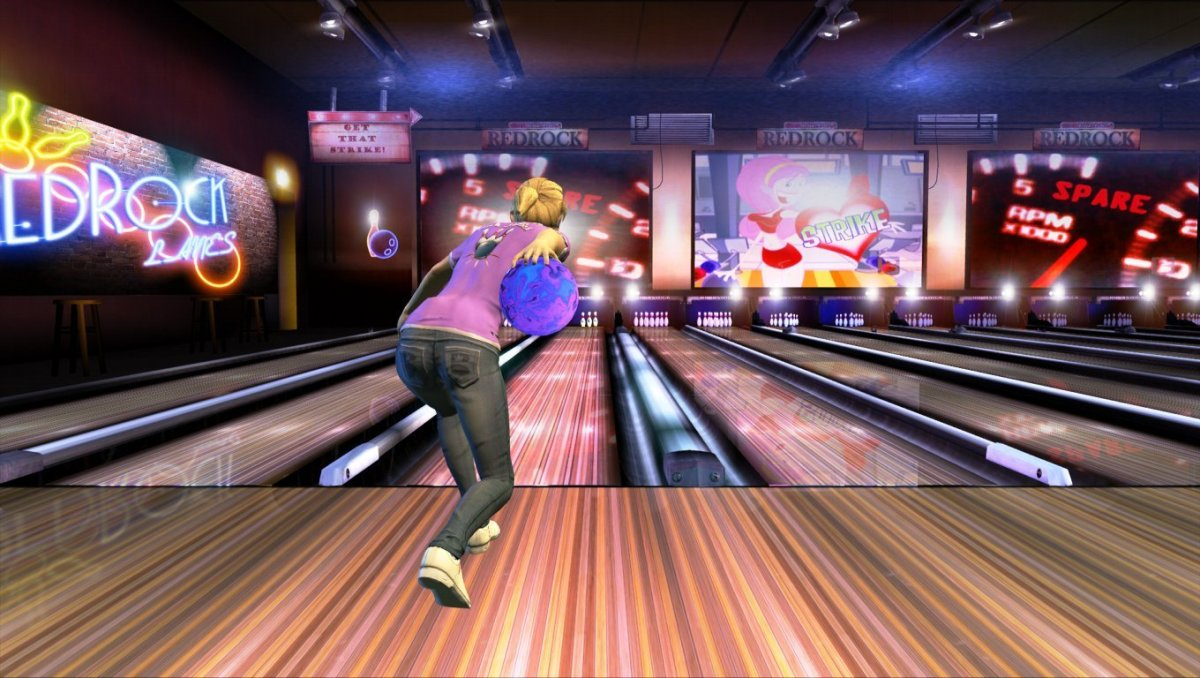 'Brunswick Pro Bowling'