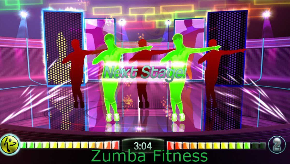 'Zumba Fitness'