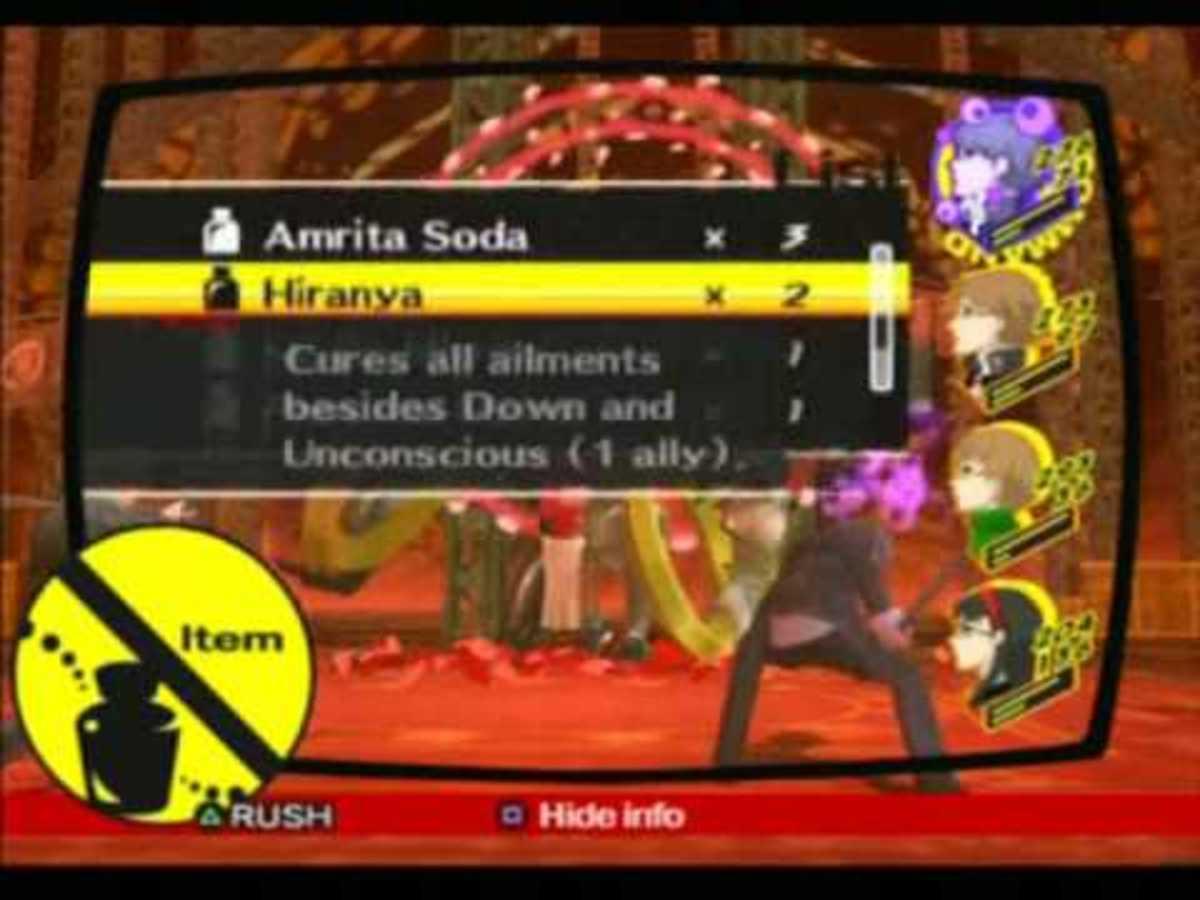 Shadow Kanji makes things weird.