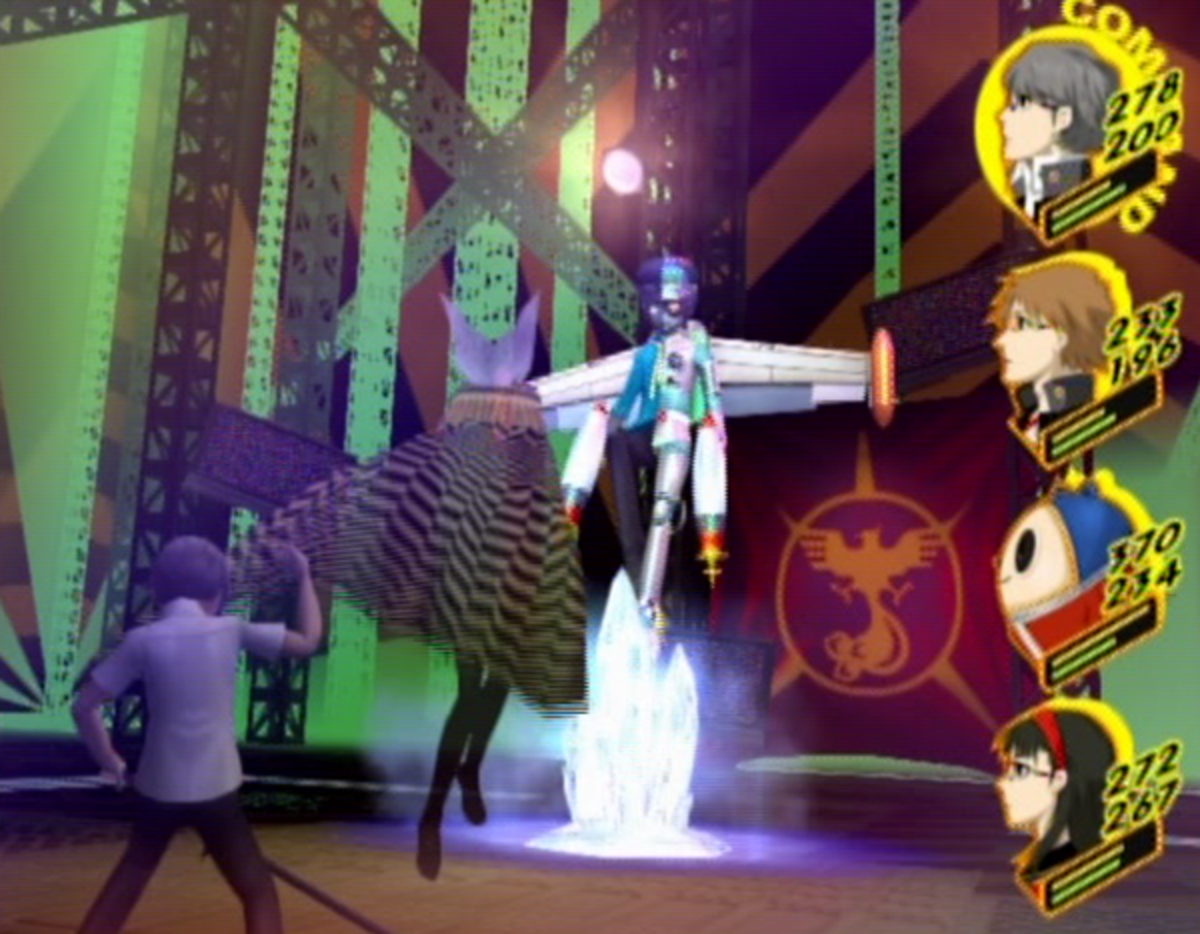 persona 4 naoto dungeon guide