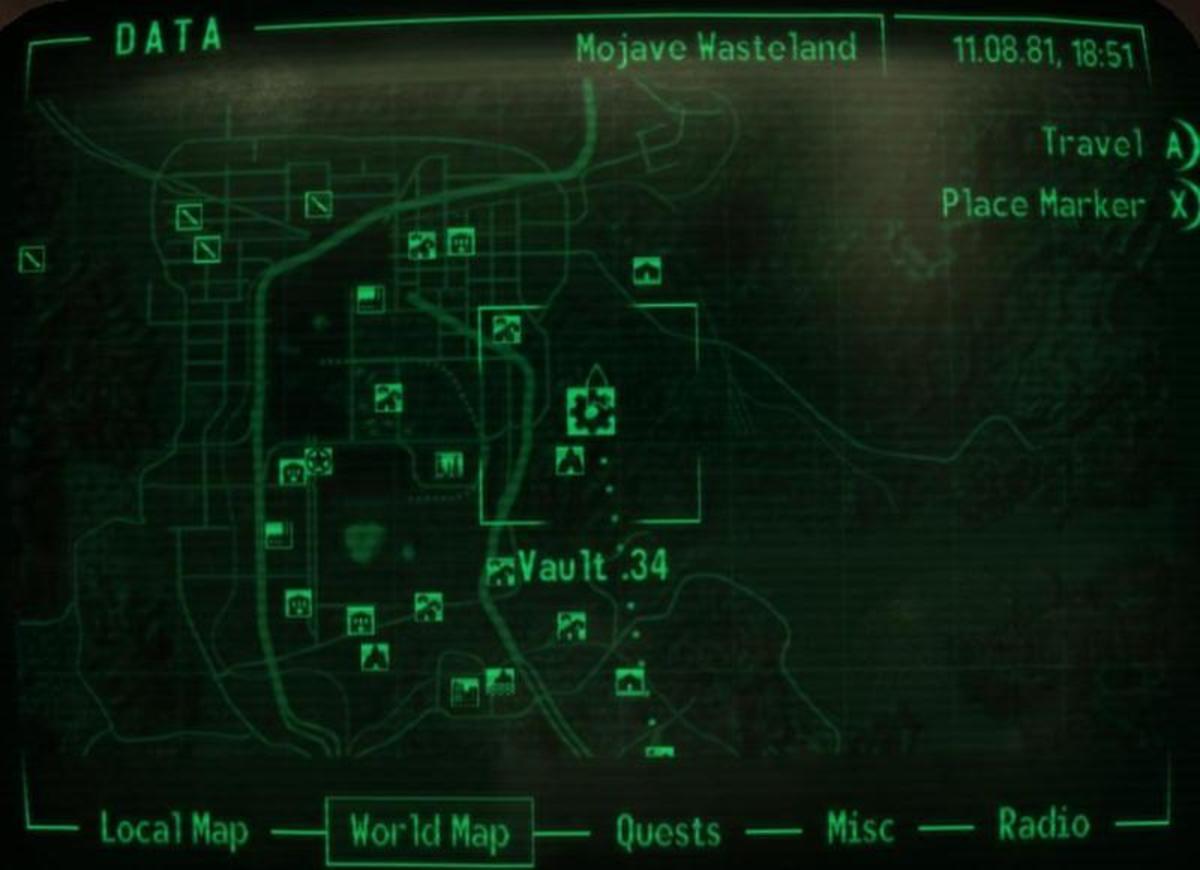 Fallout New Vegas Sniper Guide Build/Walkthrough Part 2