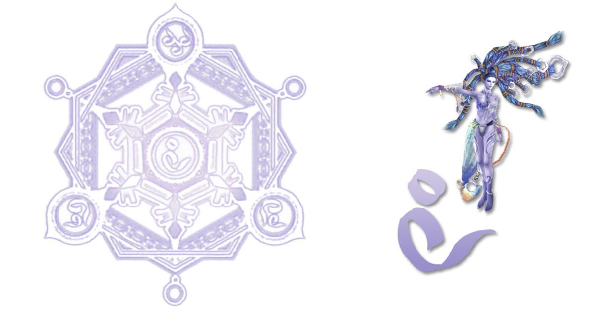 Shiva | Macalania | L | Ice
