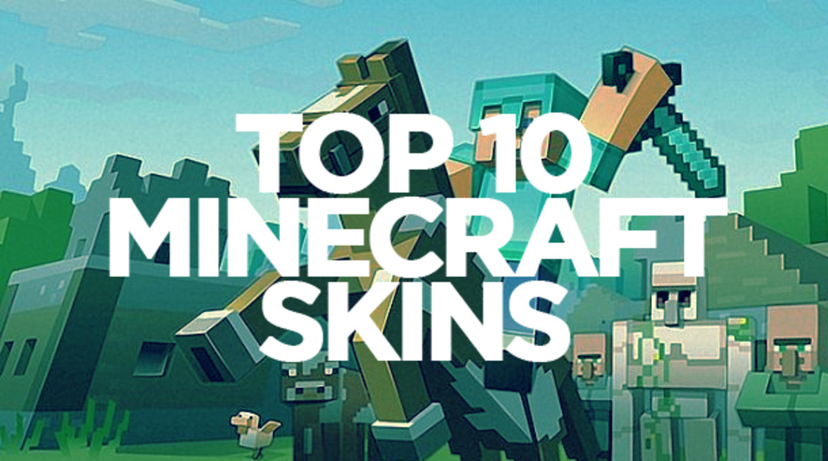 The Top 10 Minecraft Skins