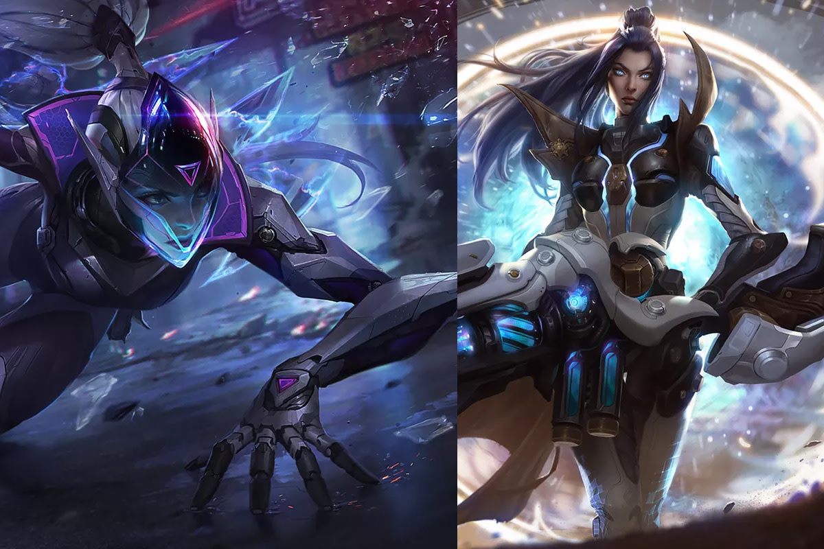 Caitlyn hard counters Vayne, and is considered one of the most decisive matchups in the bottom lane.