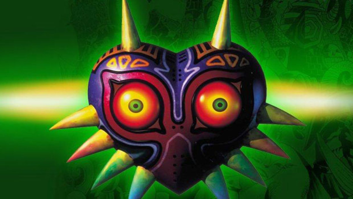 """Majora's Mask"" takes place in the twisted world of Termina."