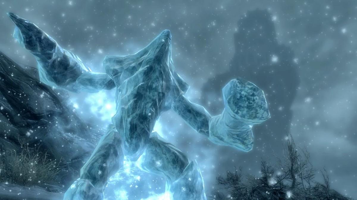 A Frost Atronach