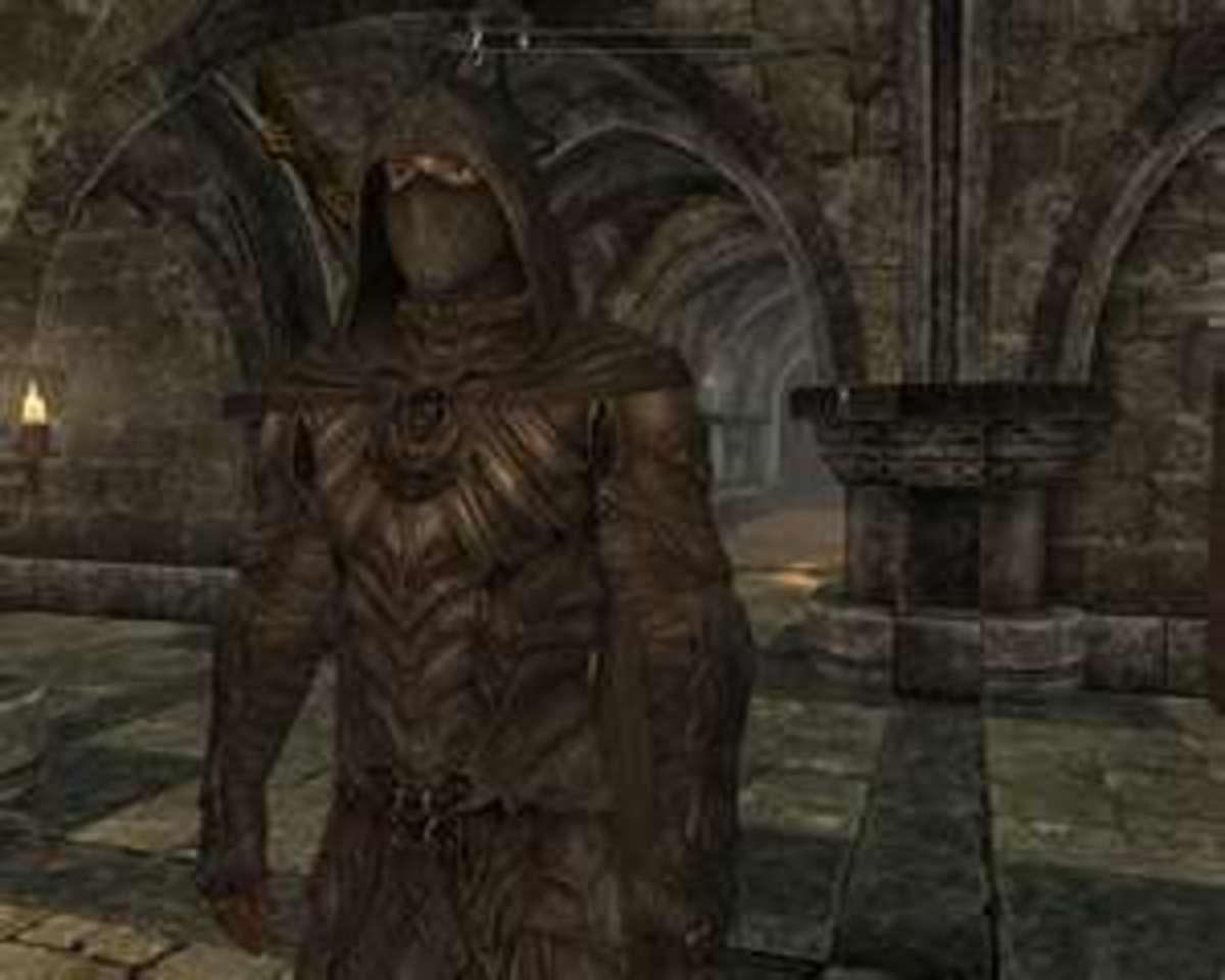 "Nightingale Armor - the definition of ""slick"""