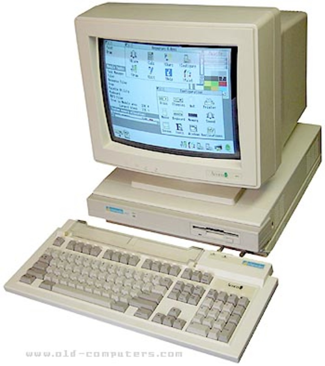 The Acorn Archimedes could be used for any purpose
