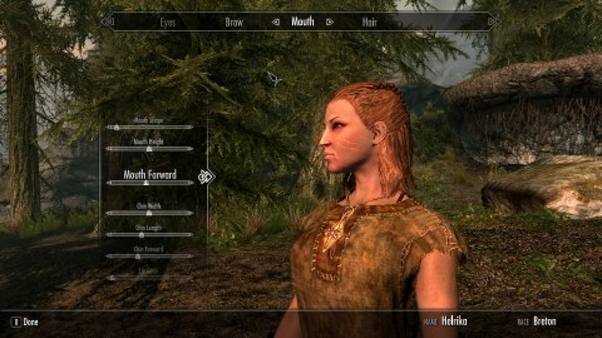 Just how customizable is your character?
