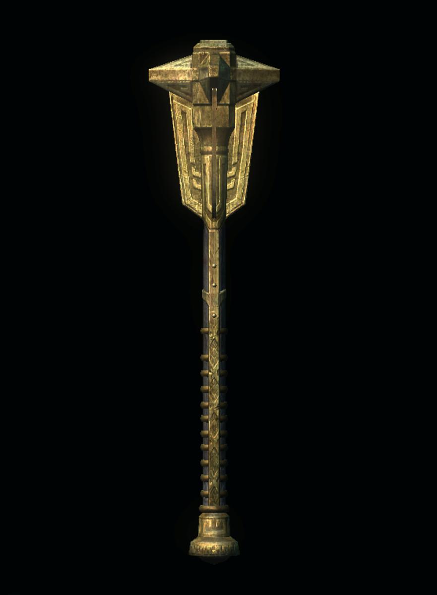 Dwarven Weapons - Crafting Guide - Elder Scrolls V: Skyrim ...