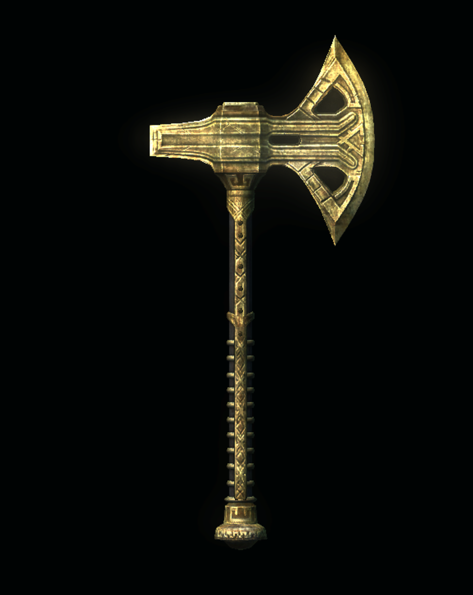 Dwarven War Axe