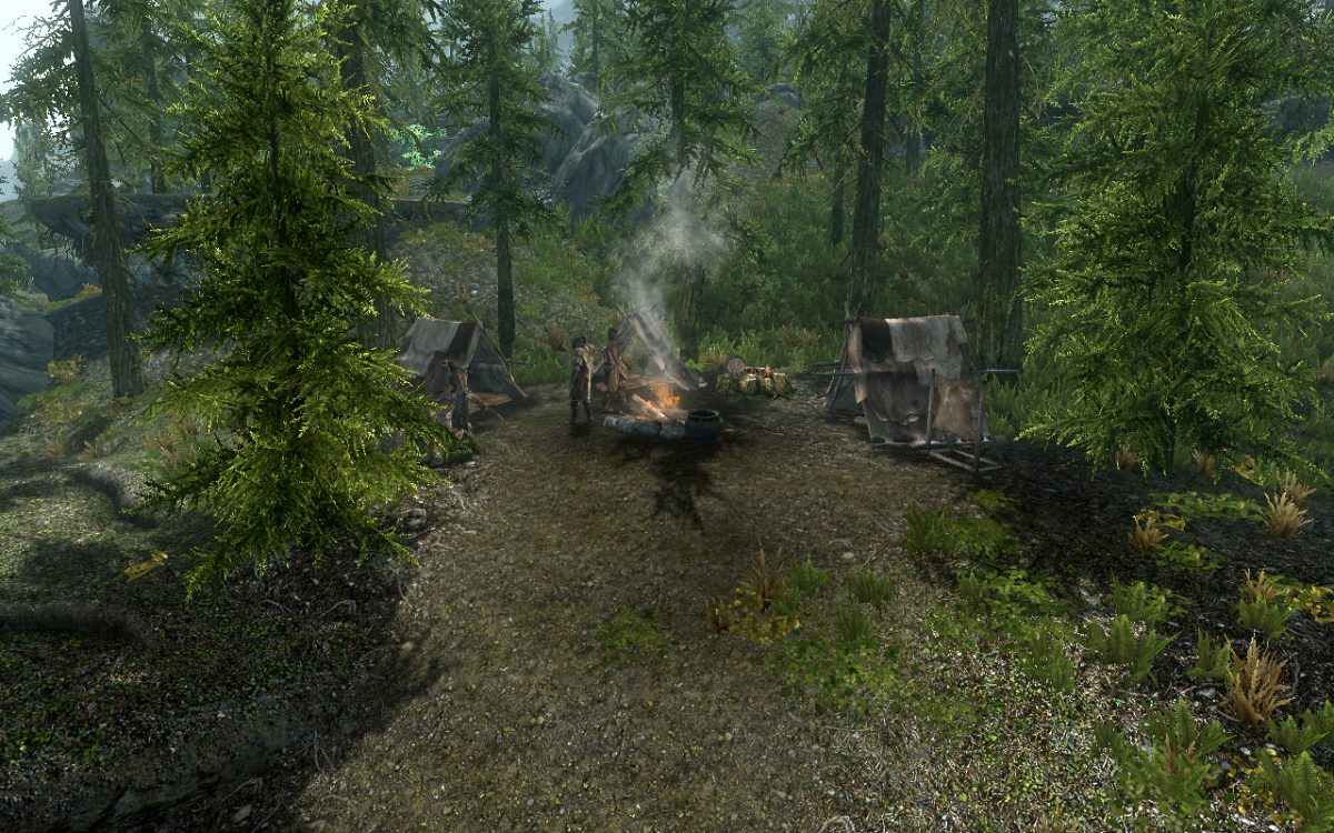 Bandit Camp - Ilinalta Foothills