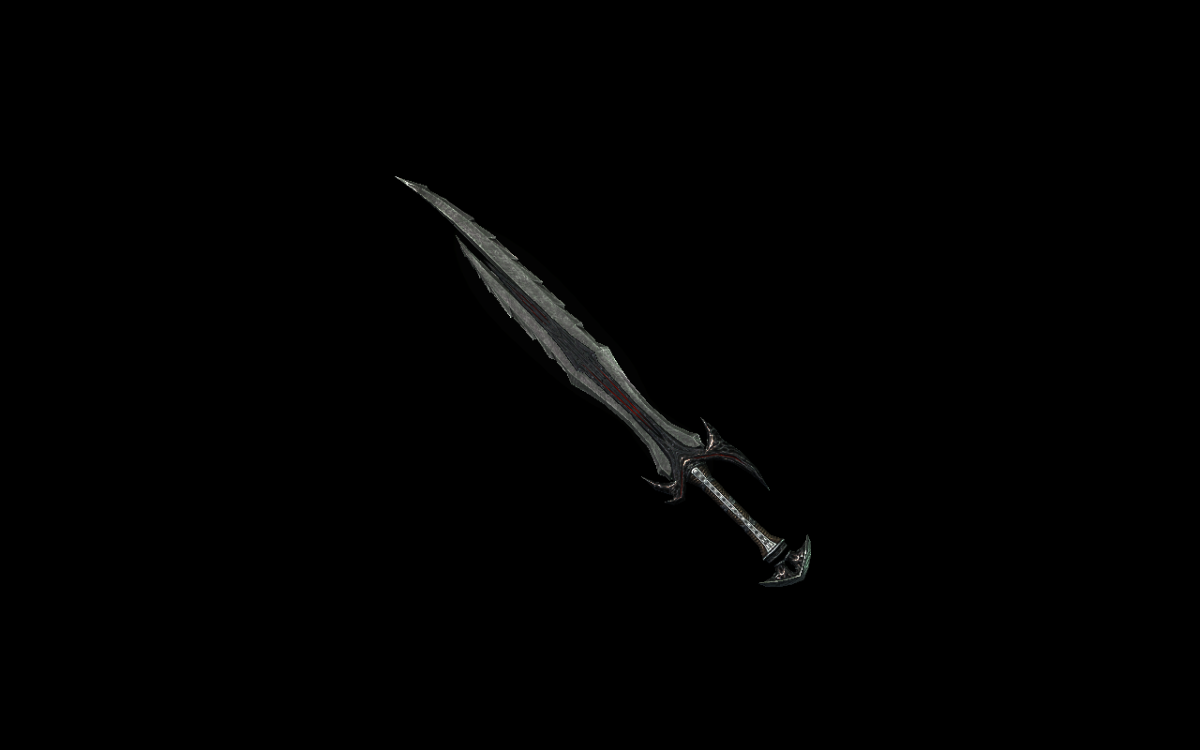 Daedric Greatsword