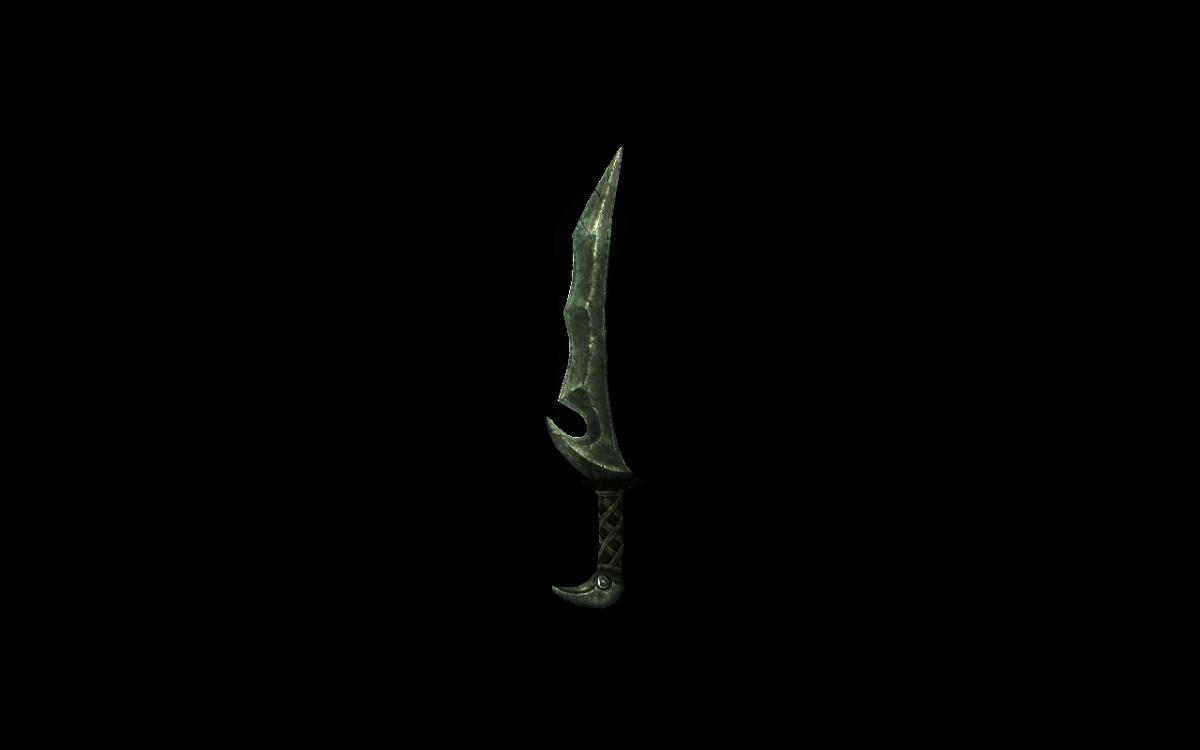 Orcish Dagger