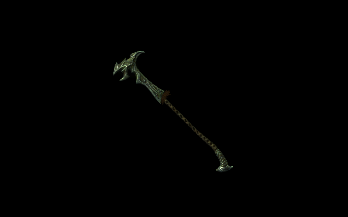 Orcish Warhammer