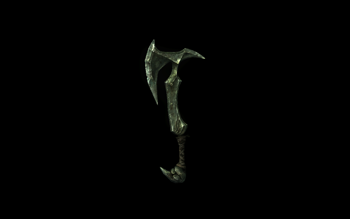 Orcish War Axe