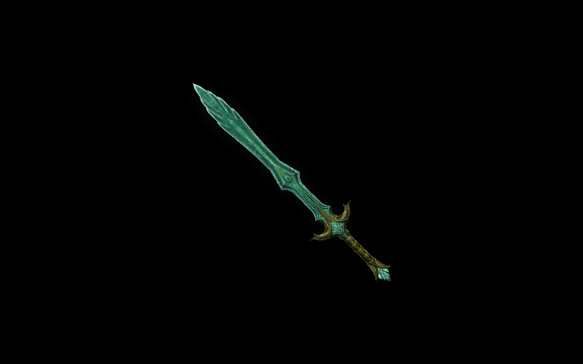 Glass Greatsword