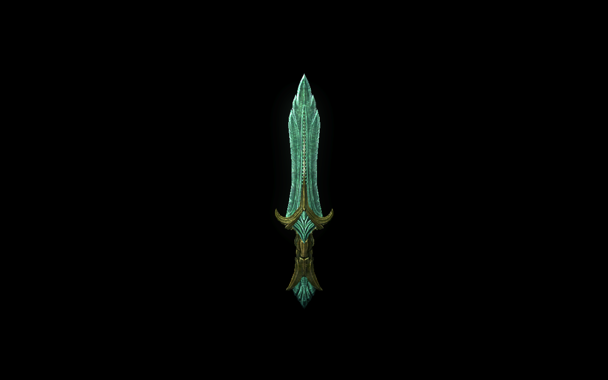 Glass Dagger