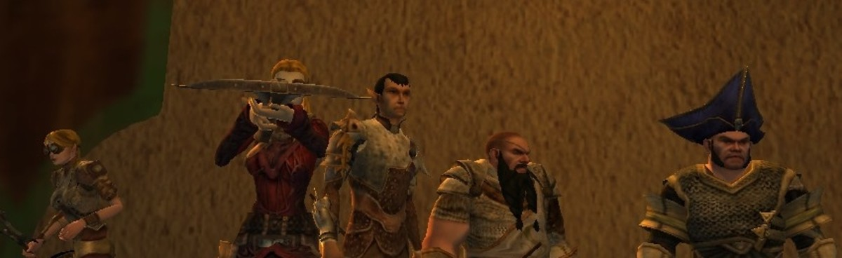 Every character in DDO is unique.  Guilds are a group of players who have banded together, normally players with common interests that include adventuring with their guild mates.