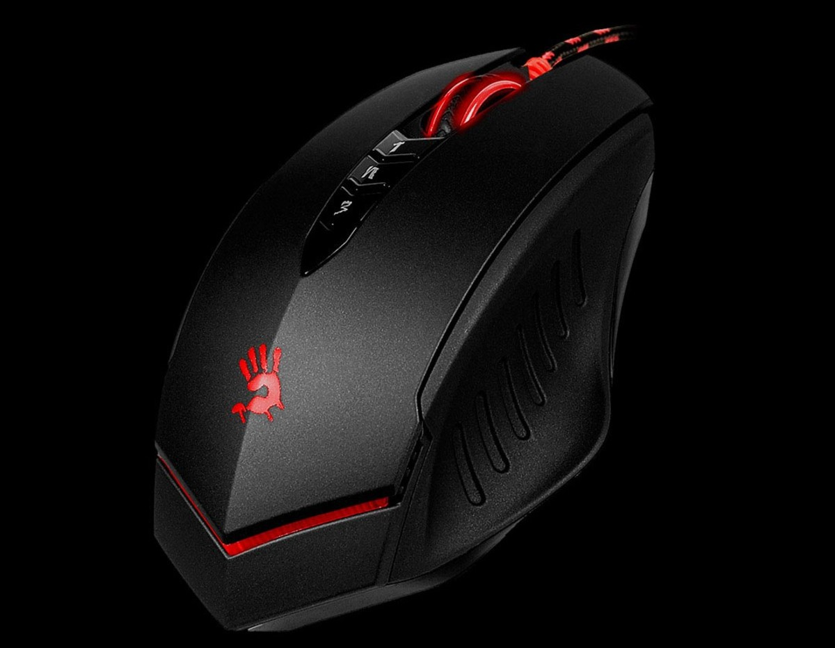 A4Tech may not have the same brand recognition as Razer or Logitech, but this Chinese company offers good products at affordable prices.