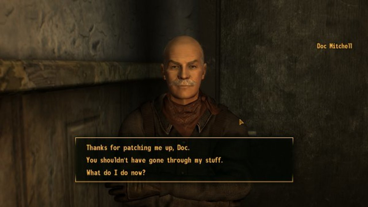 Dialogue trees are a staple of RPGs. This is one of the few elements you will find in almost every RPG.