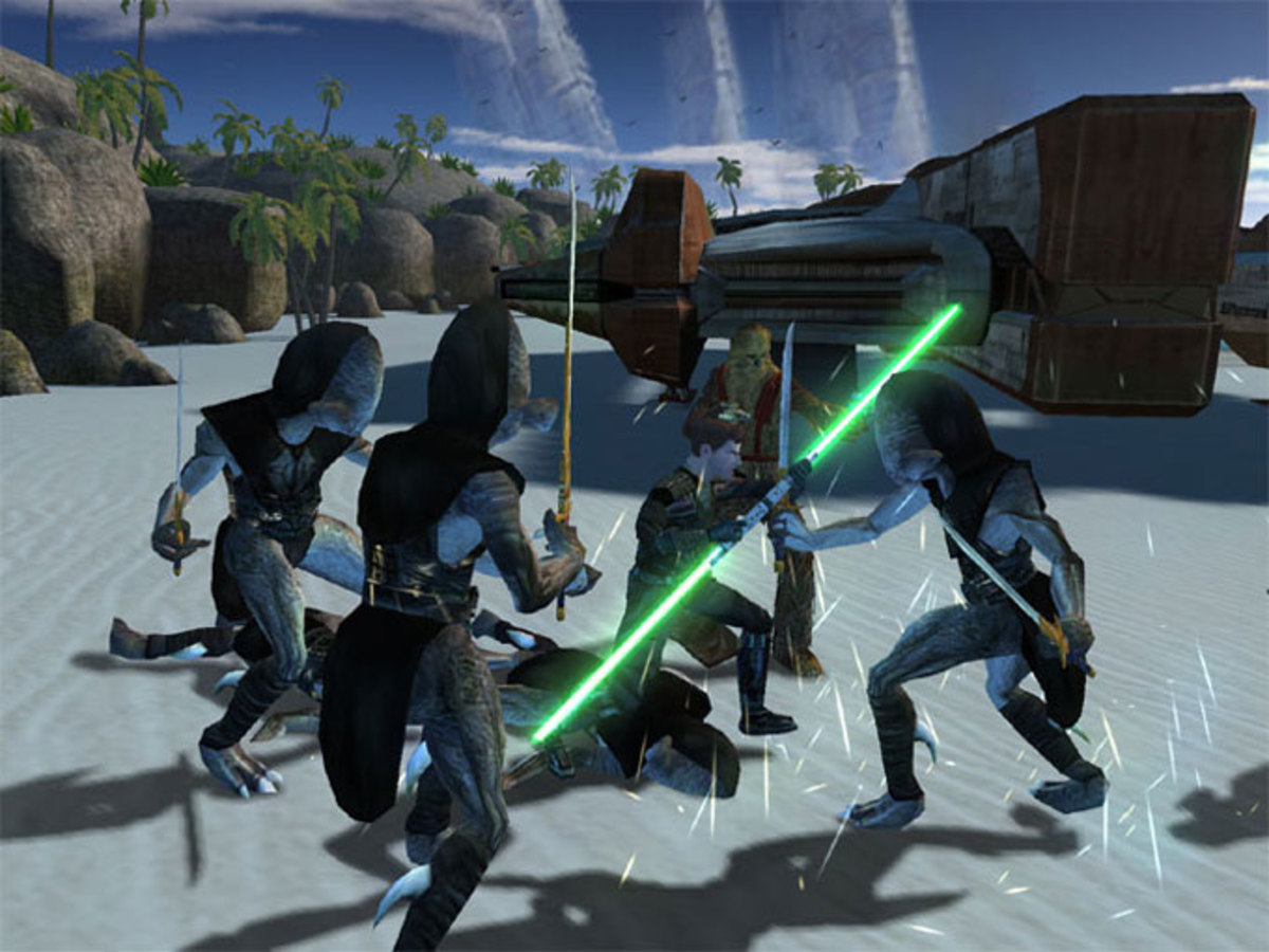 """""""Star Wars"""" provides another obvious choice for an RPG."""