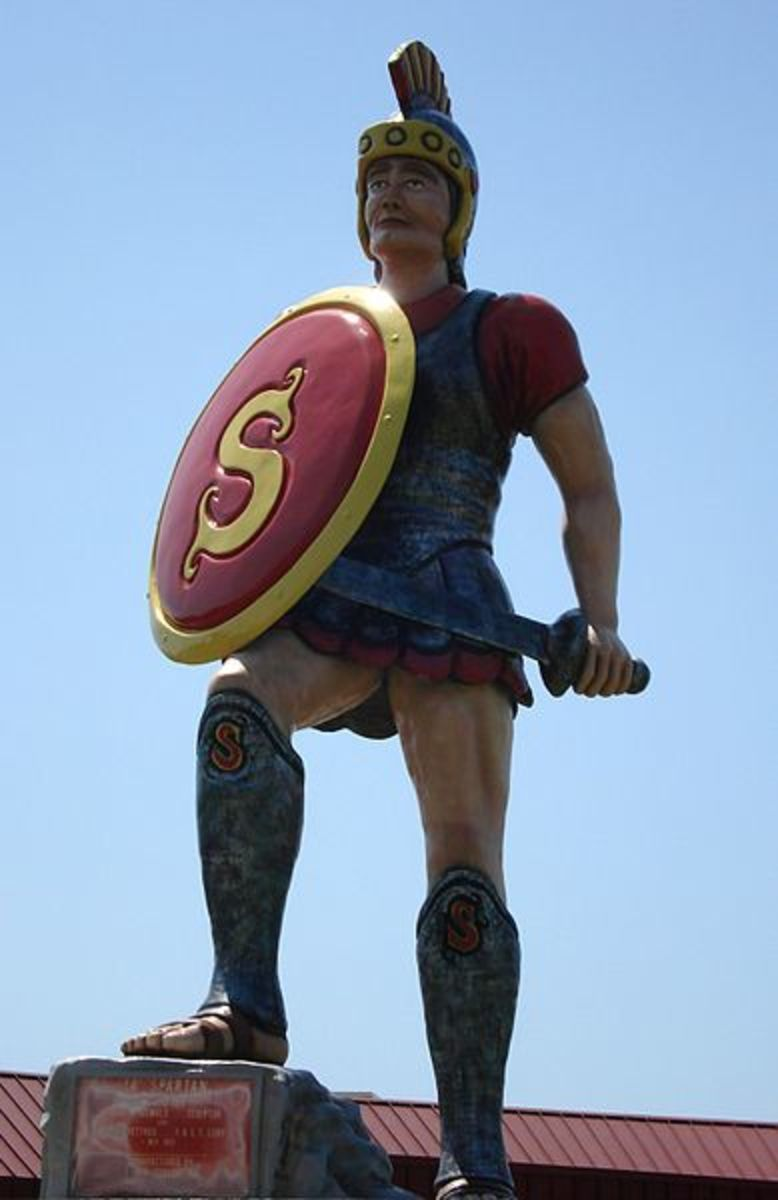 14-ft., Spartan at Sparta, WI.