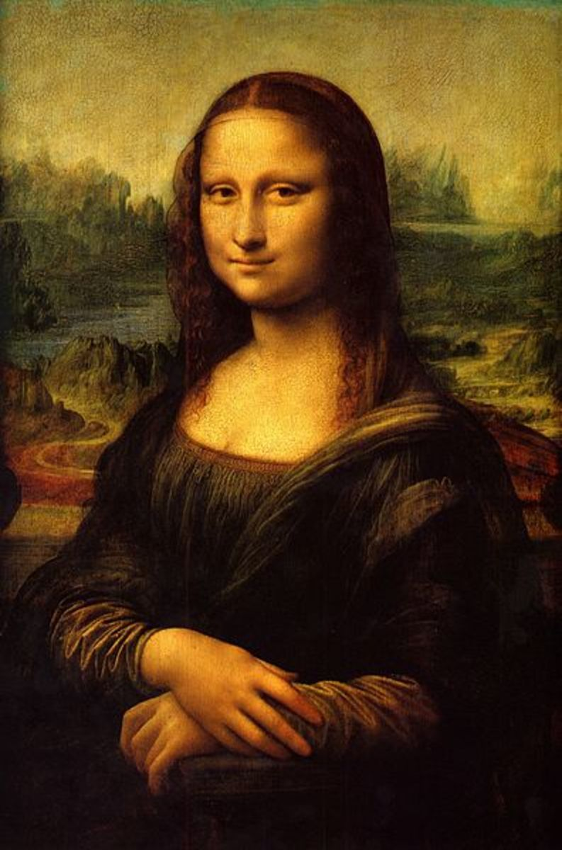 The Theft of the Mona Lisa | Owlcation