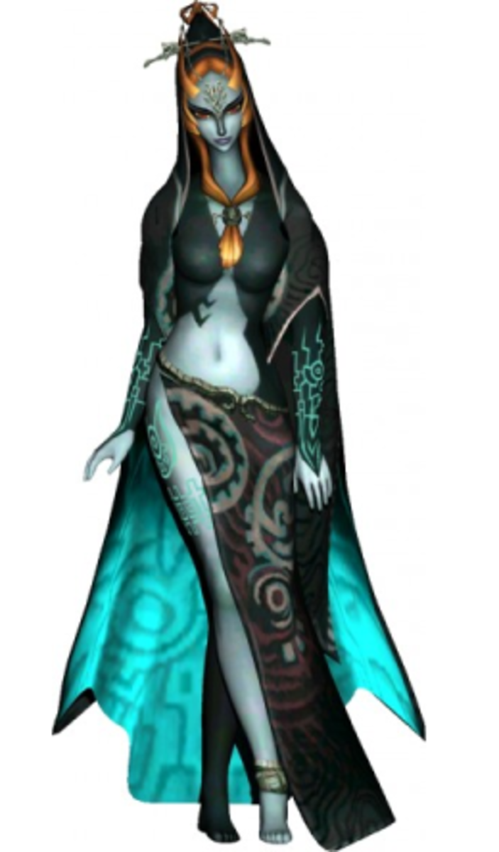 Princess Midna of the Twilight Realm