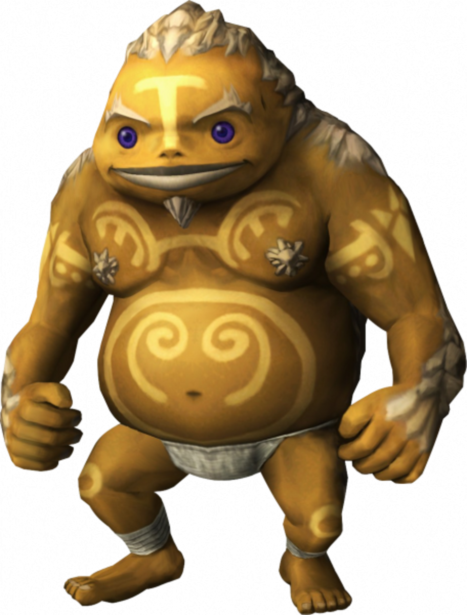 A Twilight Princess Goron