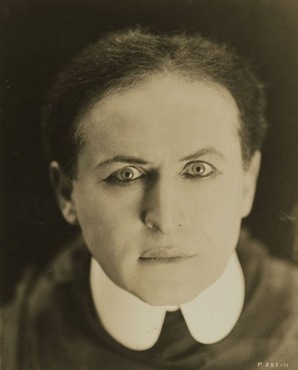 Houdini's Promise to Prove Life After Death