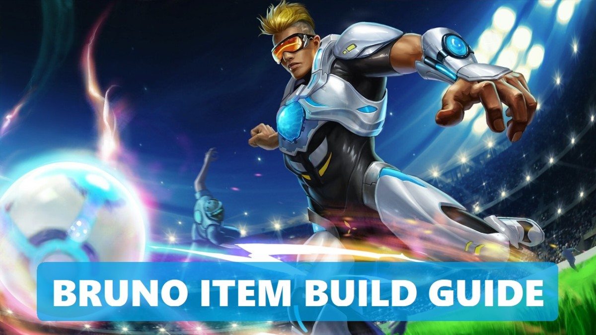 Mobile Legends Bruno Item Build Guide
