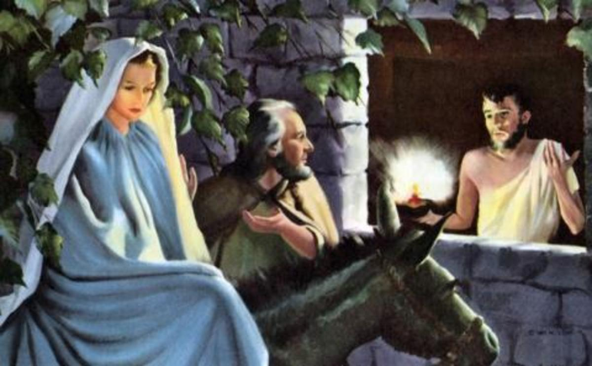 No Room at the Inn: Seeing the Face of Christ in Everyone You Meet