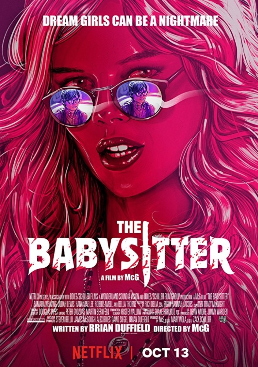 Happy Halloween: The Babysitter (2017) Review