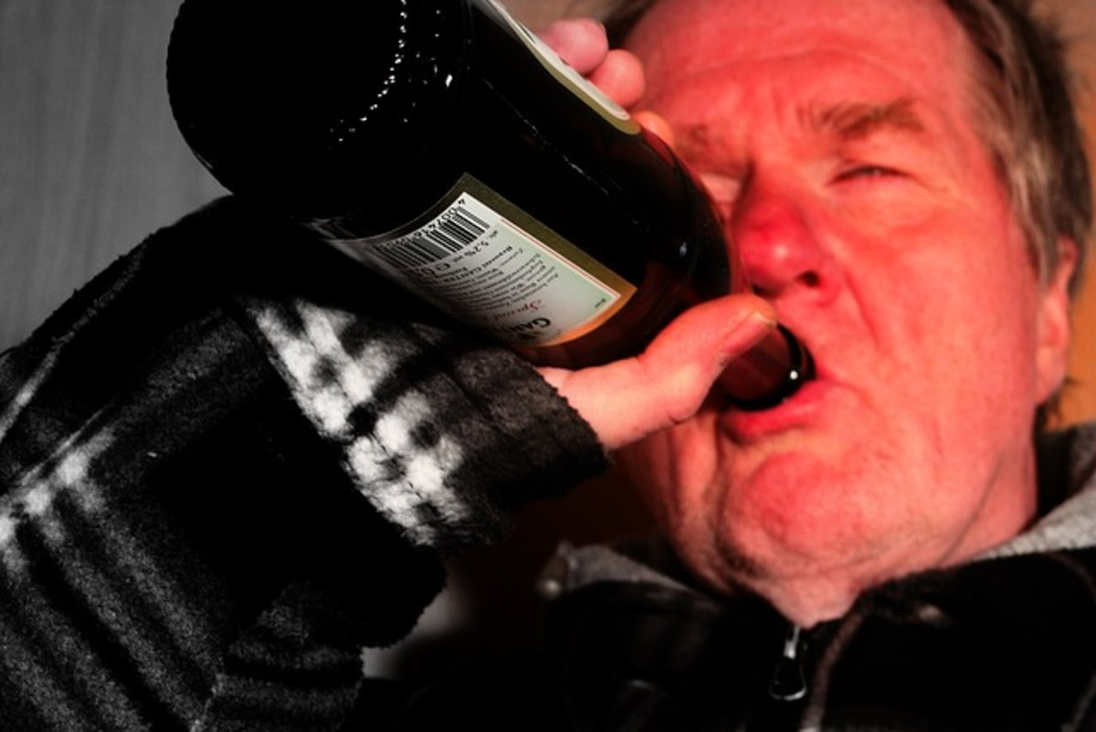 Stop Drinking When Your Body Tells You To