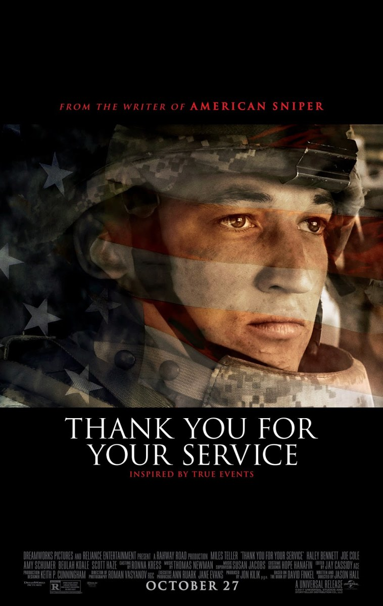 Thank You for Your Service: Movie Review