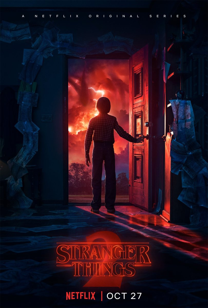 Show Discussion: Stranger Things Season 2 (Spoilers)