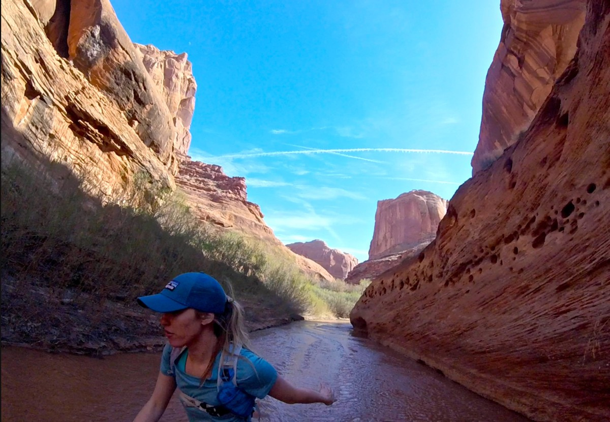 Coyote Gulch The Quickest Way In Skyaboveus
