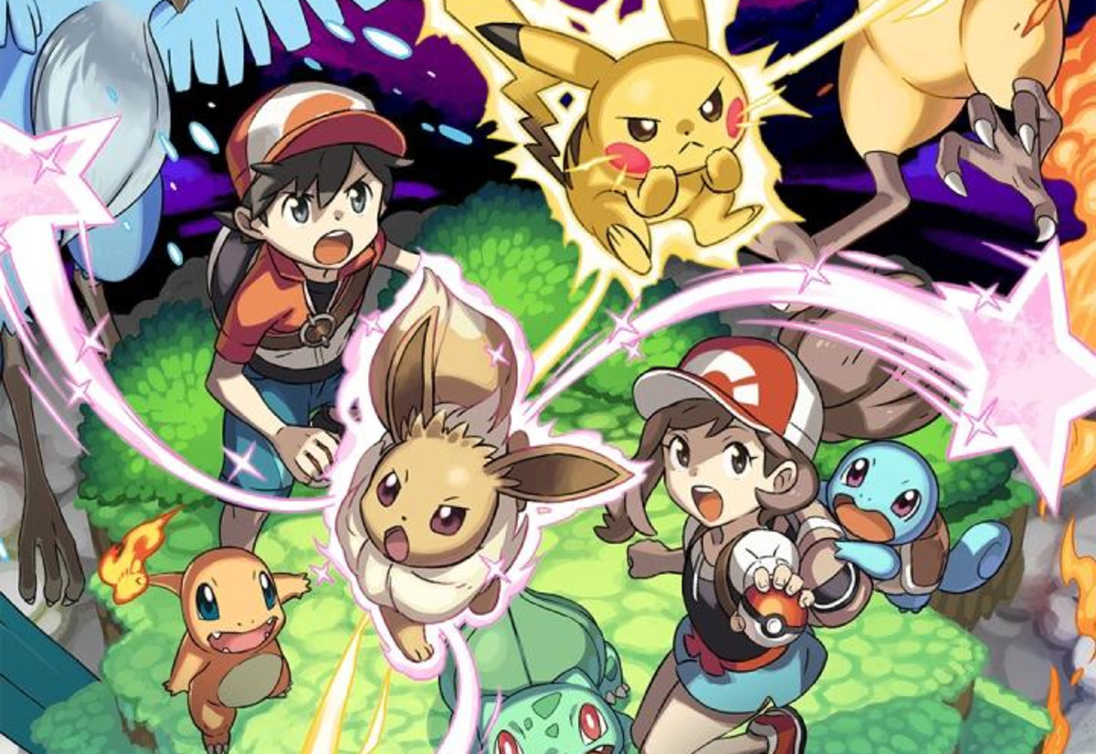 More Challenges Await in Pokemon Let's Go Pikachu and Eevee