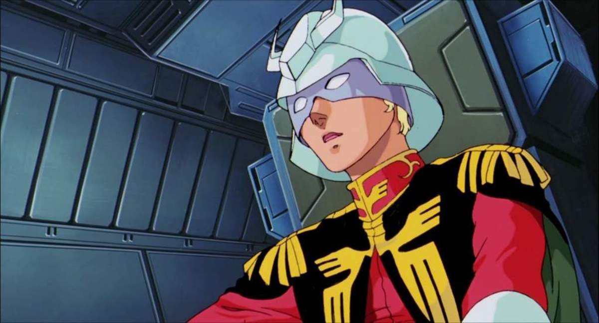 Why Char Aznable is Popular?